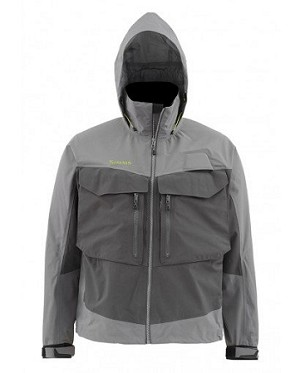 Simms G3 Guide Jacket - Lead