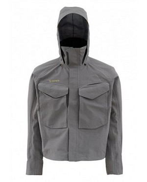 Simms Guide Gore-Tex Jacket - Iron