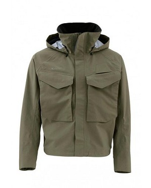 Simms Guide Gore-Tex Jacket - Loden