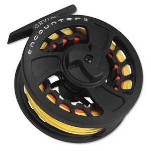 Orvis Encounter Large Arbor Fly Reel